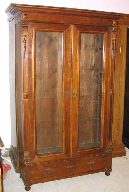 vitrine antike moebel antik moebel schopfheim l rrach freiburg basel weichholz schr nke. Black Bedroom Furniture Sets. Home Design Ideas